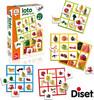 Diset Diset loto photo fruits 8410446689431