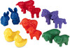 Learning Resources Animaux de la ferme compteurs, 72pcs (en) 765023005301