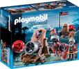 Playmobil Playmobil 6038 Chevaliers de l'Aigle avec canon géant (juil 2015) 4008789060389