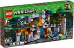 LEGO LEGO 21147 Minecraft Les aventures souterraines 673419281591