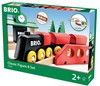 BRIO Train en bois BRIO Circuit tradition en 8 7312350330281