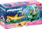 Playmobil Playmobil 70097 Roi des mers avec calèche royale 4008789700971