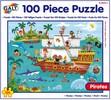 Galt Toys Casse-tête 100 pirates 5011979576613
