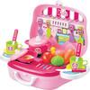 Family Games Little Moppet Ensemble de jeu - Petit chef (rose) 086453055118