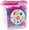 Bojeux Fito blocs de construction baril fille 102pc + 2 Pik'pod 821781012347
