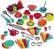 Battat Ensemble de vaisselle de luxe 71pcs 062243337725