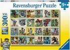 Ravensburger Casse-tête 300 XXL les grands sportifs 4005556129775
