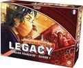 Filosofia Pandemic Legacy saison 1 (fr) rouge (pandémie) 8435407622791