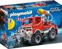 Playmobil Playmobil 9466 4 x 4 de pompier avec lance-eau 4008789094667