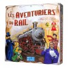 Days of Wonder Aventuriers du rail (fr) base USA (original) 824968717813