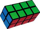 Rubik's Cube Rubik's Tower 2x2x4 056349050091
