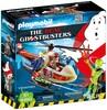 Playmobil Playmobil 9385 SOS Fantômes Venkman avec hélicoptère (Ghostbusters) 4008789093851