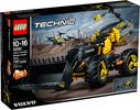 LEGO LEGO 42081 Technic Chargeuse sur pneus Volvo Concept ZEUX 673419283861