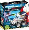 Playmobil Playmobil 9386 SOS Fantômes Spengler et voiturette (Ghostbusters) 4008789093868