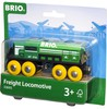 BRIO Train en bois BRIO Locomotive de marchandises 7312350336931