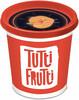 Tutti Frutti Pâte à modeler 128g fluo orange pêche (fr/en) 061404128639