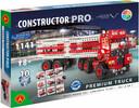 Constructor Constructor PRO Camion à benne basculante 10-en-1, 1141 pièces en métal 5906018019131