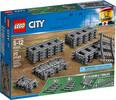 LEGO LEGO 60205 Pack de rails 673419294089