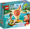 LEGO LEGO 43170 Princesse L'aventure en mer de Vaiana, Moana 673419319133