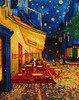 Diamond Dotz Broderie diamant Café la nuit (Café at Night) Diamond Dotz (Diamond Painting, peinture diamant) 4897073240923
