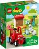 LEGO LEGO 10950 Le tracteur et les animaux 673419336284