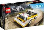 LEGO LEGO 76897 1985 Audi Sport quattro S1 673419319102