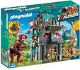 Playmobil Playmobil 9429 Campement des explorateurs avec tyrannosaure 4008789094292