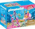 Playmobil Playmobil 70033 Starter Pack Sirène avec carosse 4008789700339
