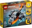 LEGO LEGO 31111 Le cyber drone 673419336482