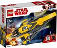 LEGO LEGO 75214 Star Wars Le Jedi Starfighter d'Anakin 673419282291