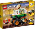 LEGO LEGO 31104 Le Monster Truck à hamburgers 673419317771