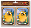 Cryptozoic Entertainment Protecteurs de cartes mtg Adventure Time Card Wars Jake 80ct 815442018038