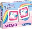 Clementoni Memo licorne (fr/en) 8005125180325