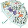 Djeco Parapluie Fleurs et oiseaux ø70x68cm 3070900048041