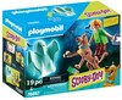 Playmobil Playmobil 70287 SCOOBY-DOO! Scooby et Sammy avec fantôme 4008789702876