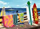 Ravensburger Casse-tête 500 Surfeurs 4005556142149