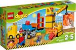 LEGO LEGO 10813 DUPLO Le grand chantier (août 2016) 673419250856