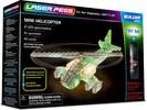 Laser Pegs - briques illuminées Laser Pegs mini hélicoptère (briques illuminées) 810690020215