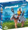 Playmobil Playmobil 9345 Combattant nain et poney 4008789093455