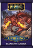 White Wizard Games Epic Card Game (en) ext Uprising - Flames of Scarros 852613005374