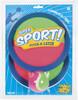 Toysmith Jeu de lancer de balles avec gants en velcro 085761175617