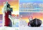 Trefl Casse-tête 500 hiver, collage 5900511372427