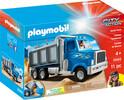 Playmobil Playmobil 5665 Camion à benne basculante (juin 2016) 4008789056658