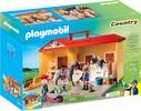 Playmobil Playmobil 5671 Écurie transportable (ancien 5348) (juin 2016) 4008789056719