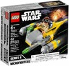 LEGO LEGO 75223 Star Wars Microvaisseau Chasseur Naboo 673419303613