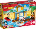 LEGO LEGO 10827 DUPLO La maison à la plage de Mickey et ses amis (août 2016) 673419248662