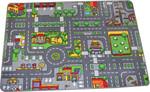 Paradiso Toys Tapis de jeu routes de ville 95x133cm 5420051229093