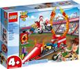 LEGO LEGO 10767 Juniors Le spectacle de cascades de Duke Caboom, Histoire de jouets 4 (Toy Story 4) 673419301985