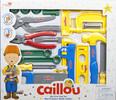 Imports Dragon Caillou mes premiers outils, marteau, tournevis, scie, clés, pinces 672781200087