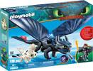 Playmobil Playmobil 70037 Dragons Krokmou et Harold avec bébé dragon 4008789700377